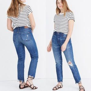 Madewell The Perfect Summer - Rigid/Deconstructed